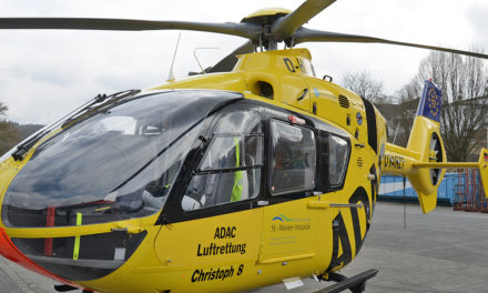 Fahrradfahrerin schwer verletzt – Hubschrauber im Einsatz