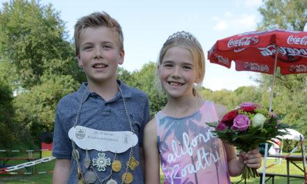Kinderschützenfest in Volkringhausen