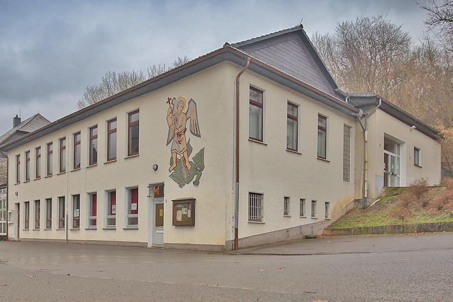 Altes Balver Pfarrheim wird ab Mitte Februar dem Erdboden gleich gemacht