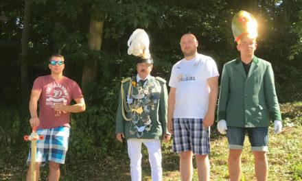 Beckum: Gerry Hesse neuer Gänsekönig