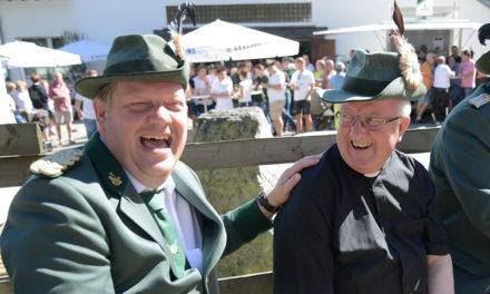 Schützenfestbilanz: Eistee mit Korn der Renner in Beckum
