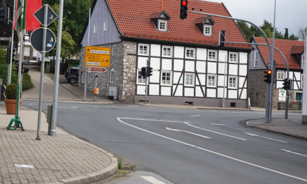 Kreiselbau: Enorme Verkehrsbehinderungen rücken unaufhaltsam näher