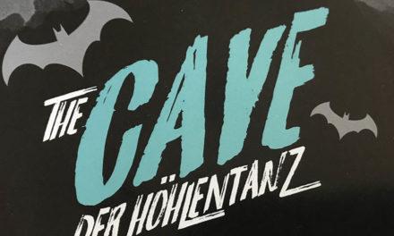 Riesiges Spektakel im Felsendom: THE CAVE – der Höhlentanz