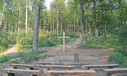 Trostwald Sauerland Balve: Am Sonntag auf zur Besichtigung der letzten Ruhestätte