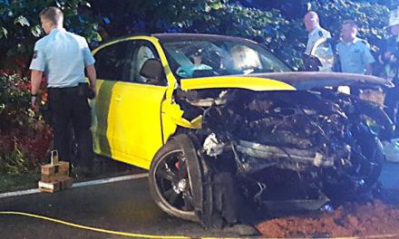 Nach grauenvollem Unfall nimmt Polizei angetrunkenen Verursacher fest