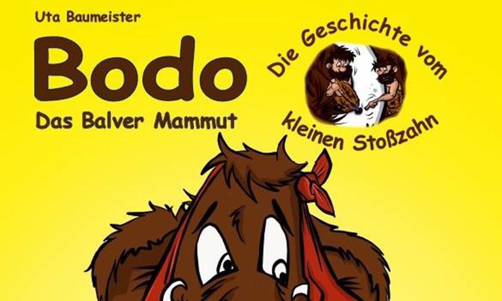 """Jetzt anmelden: Mammutkind """"Bodo"""" zu Gast in der Bücherei"""