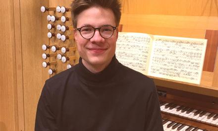 St. Blasius Balve besetzt Leuchtturmstelle mit neuem Organisten Maximilian Wolf