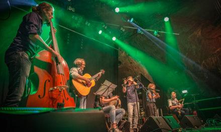 17. Irish-Folk-Festival erwischt guten Start – Heute geht es weiter in der Höhle