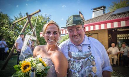 Schützenfest Mellen: Neues Königspaar und Festzug in bunten Bildern von HZ-Fotograf Sven Paul