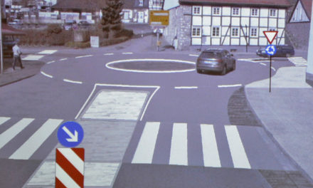 Ab 15. August neue Verkehrsführung in der City