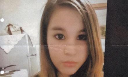 Polizei sucht fieberhaft nach einem 14-jährigen Mädchen