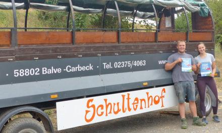 Trecker-Shuttle – Neuer Service zum Stadtfest