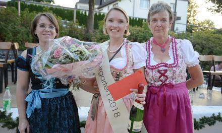 Miss Biergarten und Bundesschützenkönig eröffnen Garbecker Gaudi-Event