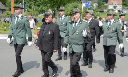 St.-Hubertus-Schützen feiern Abrechnung