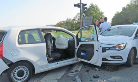36-jährige Balverin bei Auffahrunfall schwer verletzt – Verursacher alkoholisiert