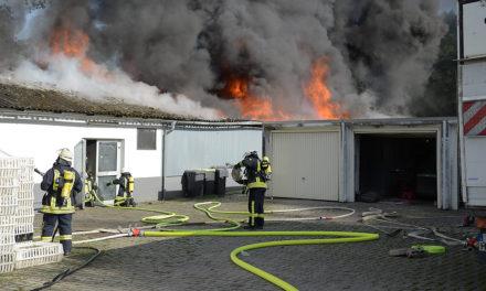 Beim Stadtverbandstag können sich die Bürger bei der Feuerwehr bedanken