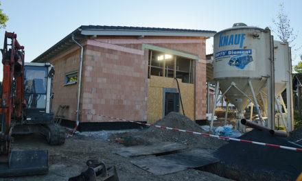 Mellen: Gericht grätscht in Bauarbeiten des neuen Feuerwehrhauses
