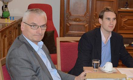 Paukenschlag im Schloss Wocklum: Generalbevollmächtigter Groß-Holtick wird Stadtbaurat in Gronau