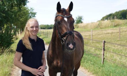 Für Reiter-Familie Dippong aus Garbeck erfüllten sich gleich zwei Träume