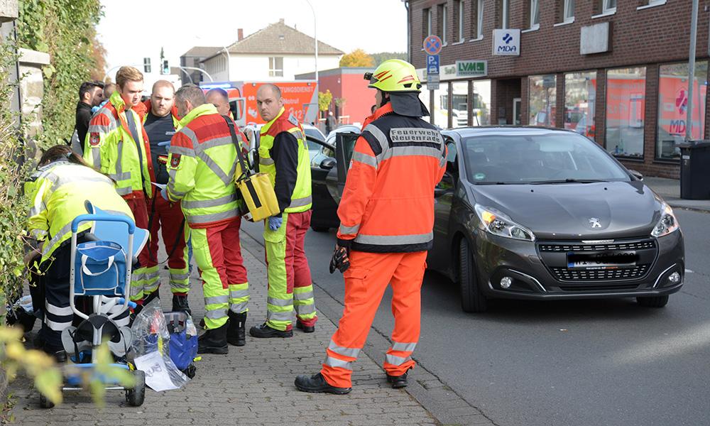 10 Verletzte bei Unfall in Neuenrade – darunter etliche Kinder