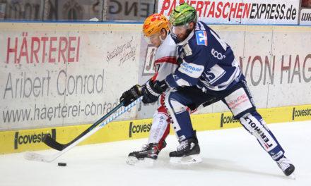 Iserlohn Roosters kassieren in Eishockey-Krimi erste Heimschlappe