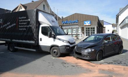 Balver bei Unfall in Garbeck verletzt