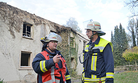 Großbrand in Binolen wird zur unendlichen Geschichte