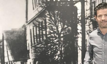 Was macht baugeldhelfer Martin Meller aus dem alten Textilhaus Gercken?