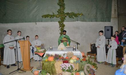Beeindruckende Scheunen-Messe auf Hof Schmoll in Farbe