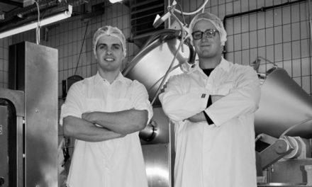 Zwei neue junge Meister bereichern das Team der Landmetzgerei Jedowski