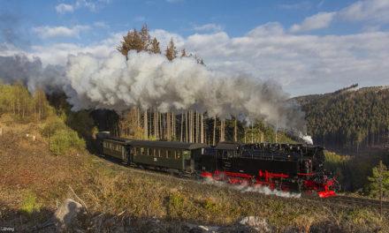 Eisenbahnfreunde laden ein zum Dia-Vortrag über die Harzer Schmalspurbahnen