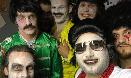 Die Nacht der toten Musiker – Livemusik in der Tanzbar Melchior