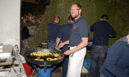 Kartoffelfest der Beckumer Feuerwehr in bunten Bildern