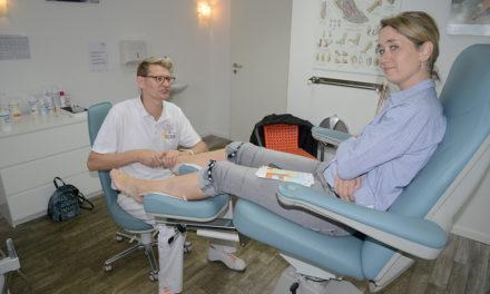 Gesunde Füße – gesunder Körper