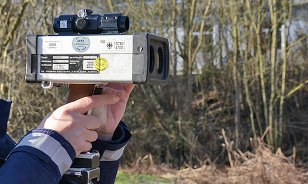 Im April Radarkontrollen in Balve und Neuenrade