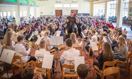 Traditionelles Beckumer Herbstkonzert mit Unterstützung des Musikvereins Balve