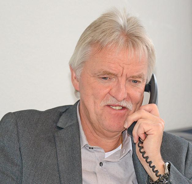 """Sprudelnde Gewerbesteuer lässt """"Finanzminister"""" Karthaus strahlen"""