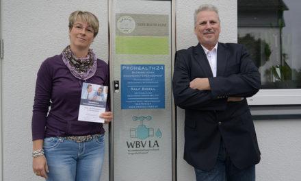 Betrieblicher Gesundheitsmanager Ralf Bigell hilft bei psychischen Belastungen