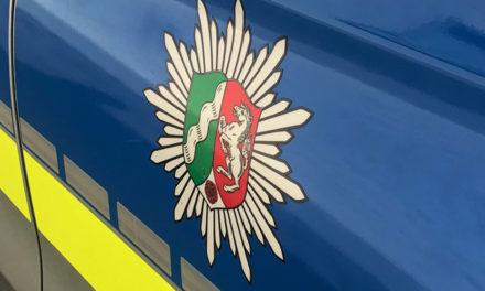 Polizei sucht flüchtigen Lkw-Fahrer