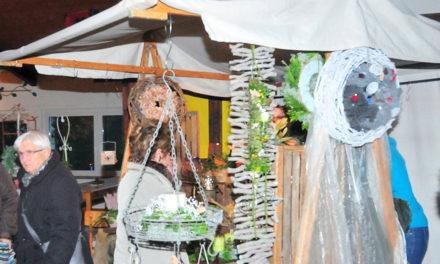 Attraktiver Adventsmarkt am Sonntag in der Eisborner Schützenhalle