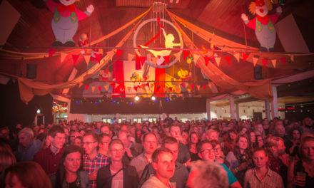 Viele bunte Bilder vom stimmungsvollen Festival der Liebe im Zirkus-Zelt – TEIL 1