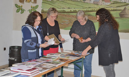 Garbecker Bücherei ist wieder geöffnet
