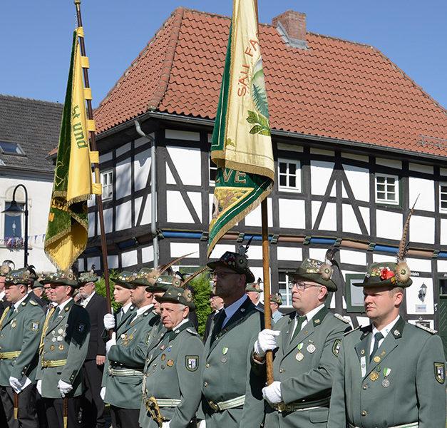 60.000 Euro teures Damoklesschwert schwebt über der Schützenbruderschaft Balve