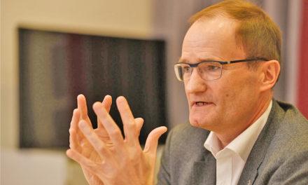 Generalvikar Pfeffer predigt auf Patronatsfest in Garbeck
