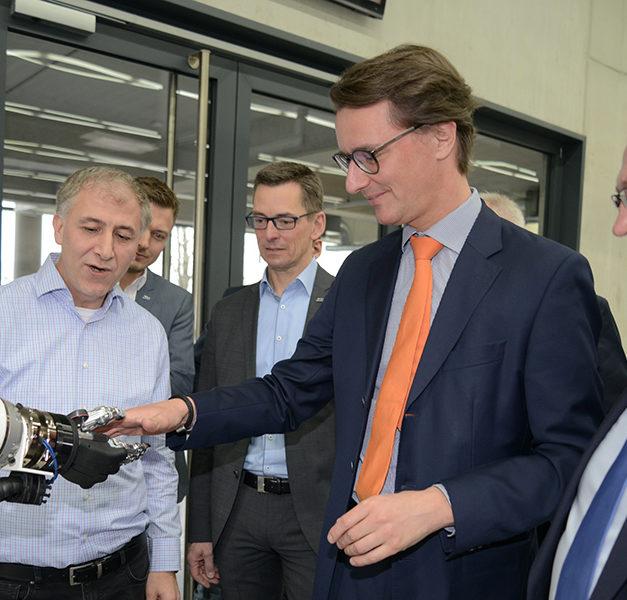 """Guter Tag für Balve: """"Grünes Licht"""" vom Bundesverkehrsminister für neue B 229"""