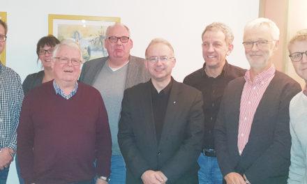 Kirchenvorstand Balve: Jürgen Känzler neuer Geschäftsführender Vorsitzender