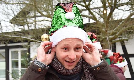 Garbecker Weihnachtsmarkt: Blitz-Start in bunten Farben