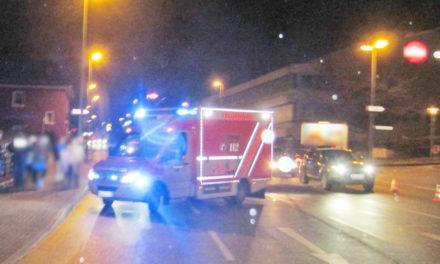 13-jähriges Mädchen ist bei Unfall äußerst schwer verletzt worden