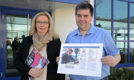 Ritterschlag: Firma Rickmeier zählt zu Deutschlands besten Ausbildungsbetrieben