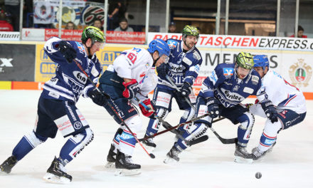 Adler Mannheim nimmt Iserlohn Roosters Hoffnung auf Play-Offs
